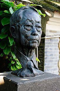 名家石雕像