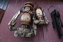 木刻的物品