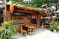 农家乐特色餐馆