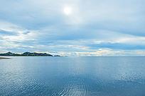 帕劳码头美丽的风景