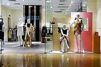 时尚女装店装饰
