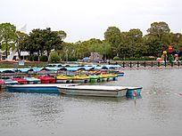 水上游船码头