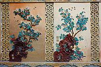 陶瓷盘景壁画