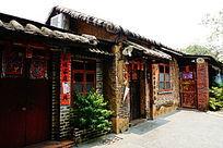 乡村民房老建筑
