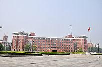 校园建筑和广场