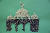 豆拼画宫殿