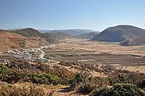 香格里拉山景
