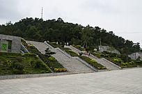 笔架山森林公园广场