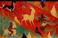 传统宗教壁画