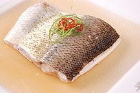 葱油爆腌太湖白水鱼