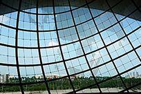 地图玻璃装饰