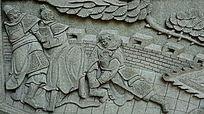 古代故事壁画