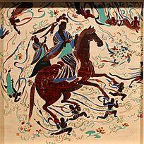 古代宗教壁画