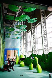 环保教育展厅