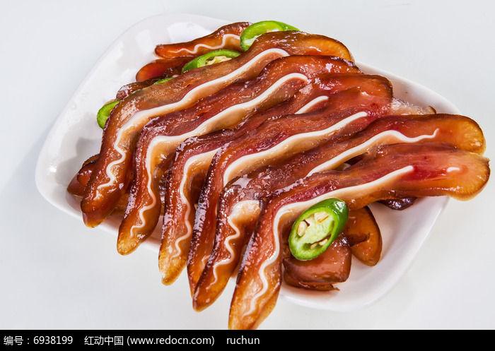 腊猪耳朵图片,高清大图_美食制作素材