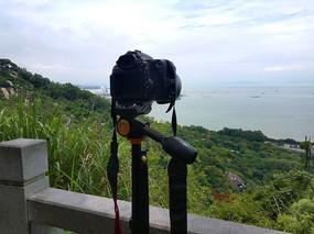 摄影中的相机