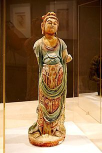 中国陶瓷佛像