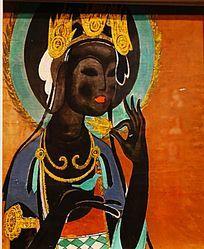 宗教佛像壁画