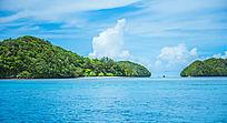 海上小岛屿