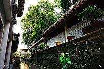 寺庙宿舍建筑
