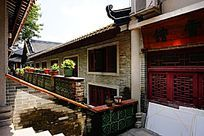 寺庙宿舍区