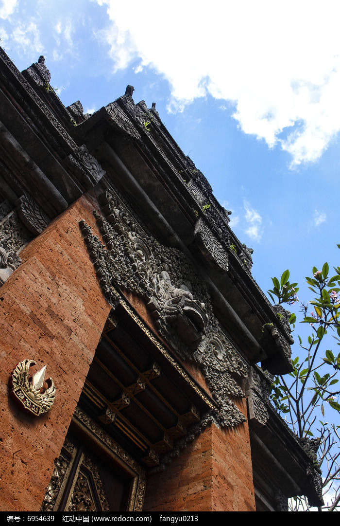 巴厘岛建筑图片,高清大图_教堂寺庙素材