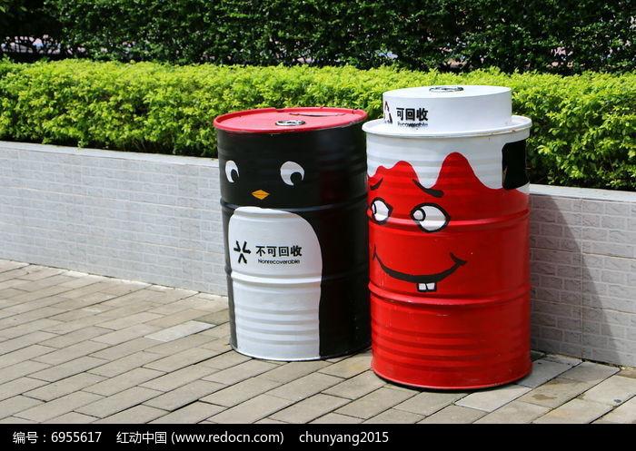 垃圾桶图片,高清大图_城市风光素材