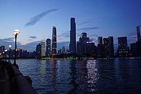 珠江新城CBD