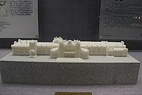 哈尔滨老火车站模型雕塑