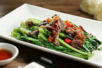 银鱼油麦菜
