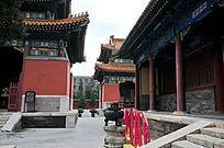 历代帝王庙建筑