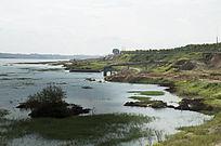 露天矿生态区废弃采矿遗迹
