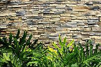 文化石背景墙