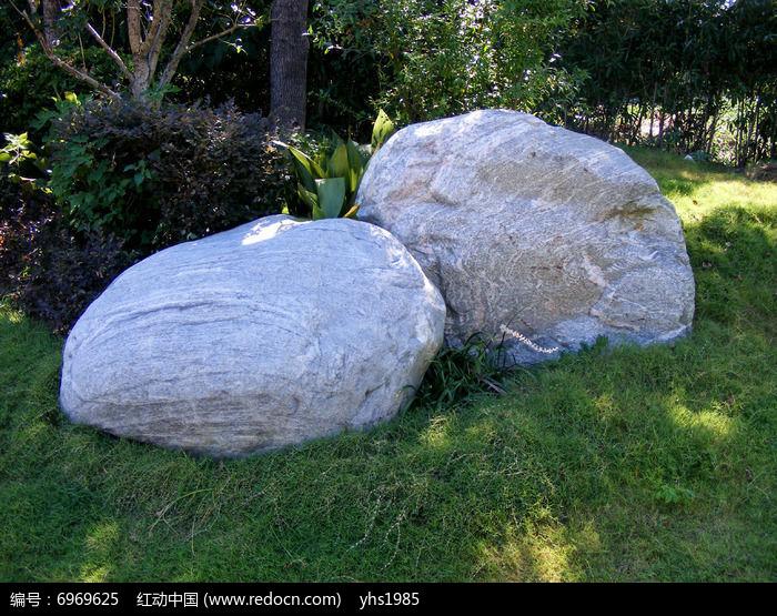园林山石图片,高清大图_园林景观素材