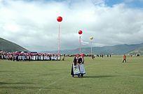 香格里拉赛马节纳帕海