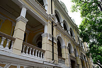 欧式建筑外墙