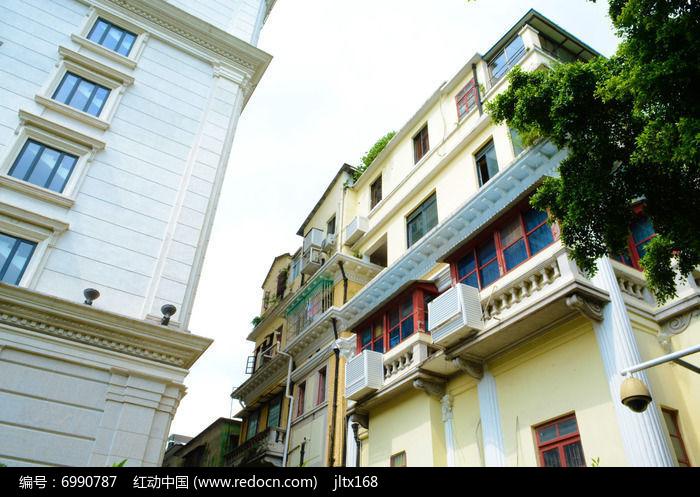 欧式建筑物图片,高清大图