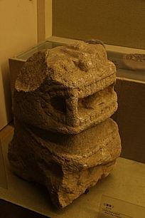 唐宋时期石雕狮子