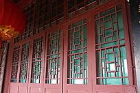 中式古典花格窗花