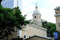 宗教欧式建筑