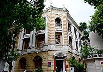 欧式的建筑