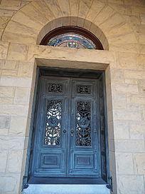 欧式景观庭院门