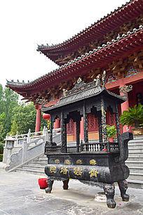 寺院古建筑-建筑摄影