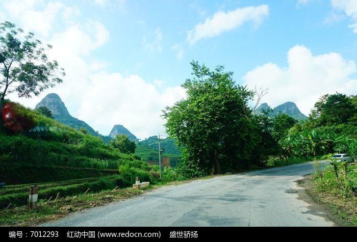 道路风景图片