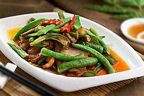 辣椒菜炒肉