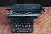 民国时期从美国进口的打字机