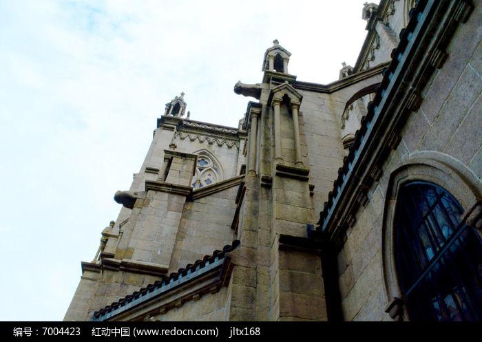 欧式教堂图片,高清大图