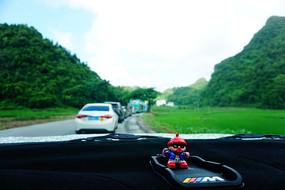 盘山公路风景
