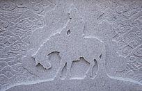 孛端察儿蒙古族传说的石刻