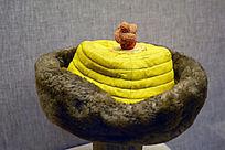 蒙古族喇嘛帽